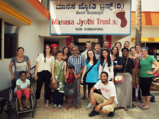 Manasa Jyothi Handicapped Residential School